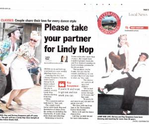 dance-school-gold-coast-chronical-article